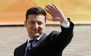 Zelenski 'disuelve' el Parlamento de Ucrania