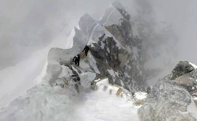 Sube al Everest con una visión de 360º