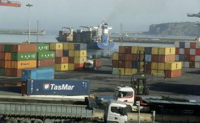 El parón de la automoción provoca el desplome las exportaciones vascas en el primer trimestre