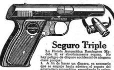 Bilbao hace un siglo: pistolas y revólveres por todas partes