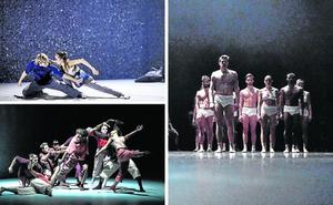 El Ballet del Teatro de Basilea, un lujo en danza en el Arriaga