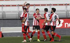 El Bilbao Athletic, punto y seguido