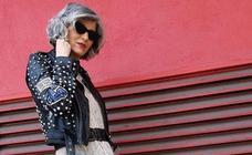 Carmen Gimeno o cómo ser la bilbaína que mejor defiende los looks extremos