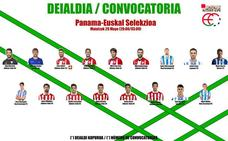 Cinco jugadores del Bilbao Athletic entran en la convocatoria de Euskadi