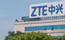 ZTE, la otra compañía de móviles vetada por EEUU
