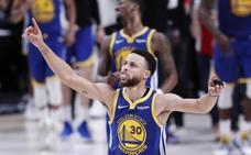 Los Warriors alcanzan su quinta final consecutiva