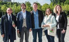 Las fotos del debate entre los candidatos a la Diputación de Álava