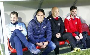 «En ningún momento me he sentido cuestionado», destaca Vélez