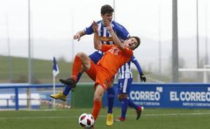 Seis equipos vizcaínos, en riesgo de bajar de Tercera por los 'arrastres' de Segunda B