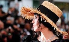 La alfombra de Cannes