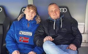 El Athletic se fija en un juvenil navarro de origen lituano