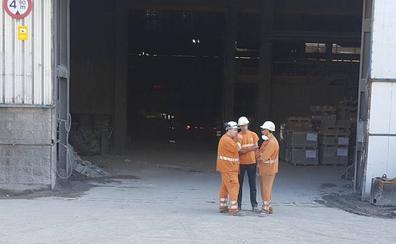 Muere un trabajador de 46 años en un accidente laboral en Loiu