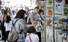 La Feria del Día del Libro arranca el viernes en Vitoria