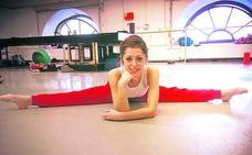 El ballet inunda Zorroza en recuerdo de su querida Alazne