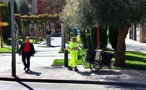 Tres empresas optan a asumir para los próximos diez años la limpieza de la ciudad