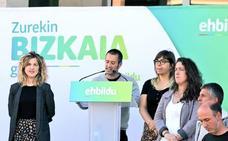 EH Bildu cree que «es esencial dar prioridad a los peatones en el centro para revitalizar Sopela»