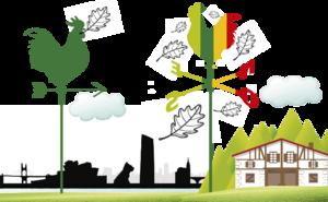 Uno de cada tres municipios vizcaínos está gobernado por el mismo partido desde 1979