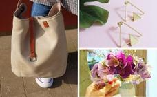 Desde bolsos ligeros hasta joyas minimalistas, los diseños locales conquistan Bilbao