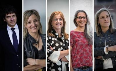 Los candidatos forales debaten a las 10 de la mañana en EL CORREO sobre el futuro de Bizkaia