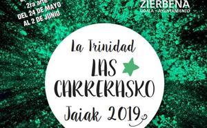 Programa de fiestas de las Carreras 2019: La Trinidad