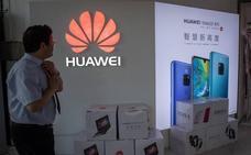 Las ventas de teléfonos Huawei caen en picado en España y las devoluciones «se duplican» tras el veto de Google