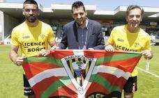 Aitor Larrazabal, Carles Marc y Aris Marcos hacen un llamamiento para llenar Lasesarre