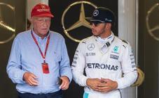 Mónaco se viste de luto por Niki Lauda