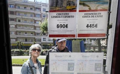 Peligra el arranque de las vacaciones del Imserso para 200.000 pensionistas vascos