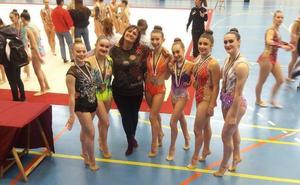 Oro, plata y bronce para Sakoneta en el Campeonato de Euskadi por equipos