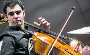 Pablo Ferrández, el violonchelista precoz