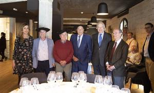 Tres empresas de Miranda de Ebro premiadas por su vinculación con Bilbao