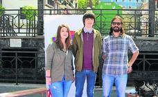 La coalición Elkarrekin Podemos presentó a los ermuarras sus propuestas electorales