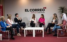La delincuencia, la Naval y la Supersur encienden el debate de los candidatos forales