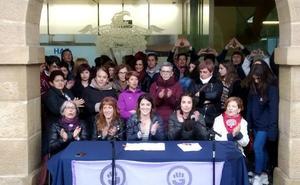 La plataforma M8 pide una Casa de las Mujeres en Amorebieta