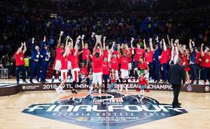 La Cámara de Comercio y SEA celebran «el éxito» de la Final Four de Vitoria