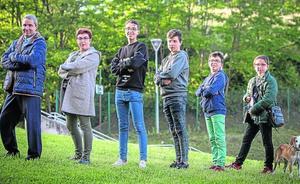 Los Sainz-Garzón tiran de la natalidad en Bizkaia