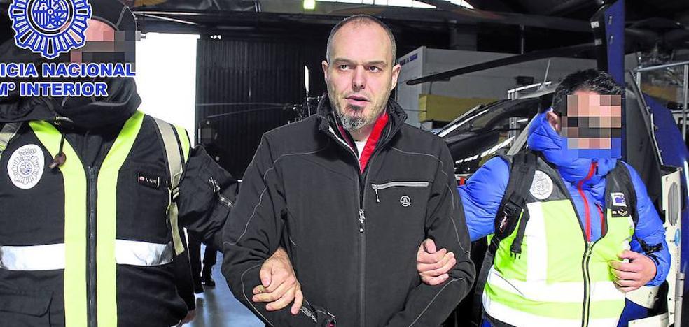 El Gobierno francés acercó al último jefe militar de ETA obligado por una sentencia