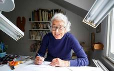 Muere a los 95 años Judith Kerr, autora de 'El tigre que vino a tomar el té'