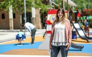 Maite Zugarrondo se retira del balonmano para hacerse cargo de dos sobrinas