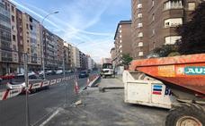 Las bicis y los peatones ganarán espacio en Portal de Legutiano