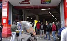 Histórica huelga del metal en Bizkaia