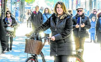 Marta Bengochea deja la presidencia de Gasteiz On después de seis años en el cargo