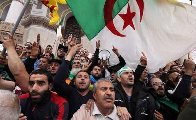 ¿Pueden triunfar las protestas en Argelia?