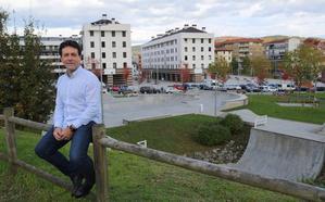 «Vamos a acudir a otras instituciones y a Madrid a dar la cara por Basauri»