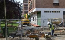 La calle Joseba Andoni Uriarte de Arrigorriaga sumará más de 80 plazas de aparcamiento