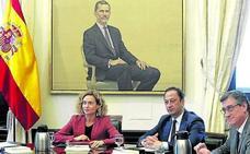 El informe de los letrados del Congreso avala la suspensión de los cuatro diputados presos