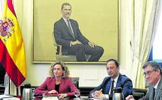 El Congreso decide hoy sobre los presos tras el rapapolvo del Supremo a Batet