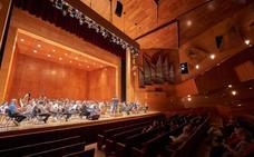 Suscriptores ON+ se emocionan en los ensayos de la Orquesta de Euskadi en el Palacio Euskalduna