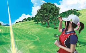Everybody's Golf VR te ayuda a practicar tu swing