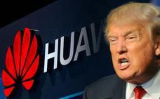 Trump abre la puerta a un acuerdo comercial con China que incluya a Huawei